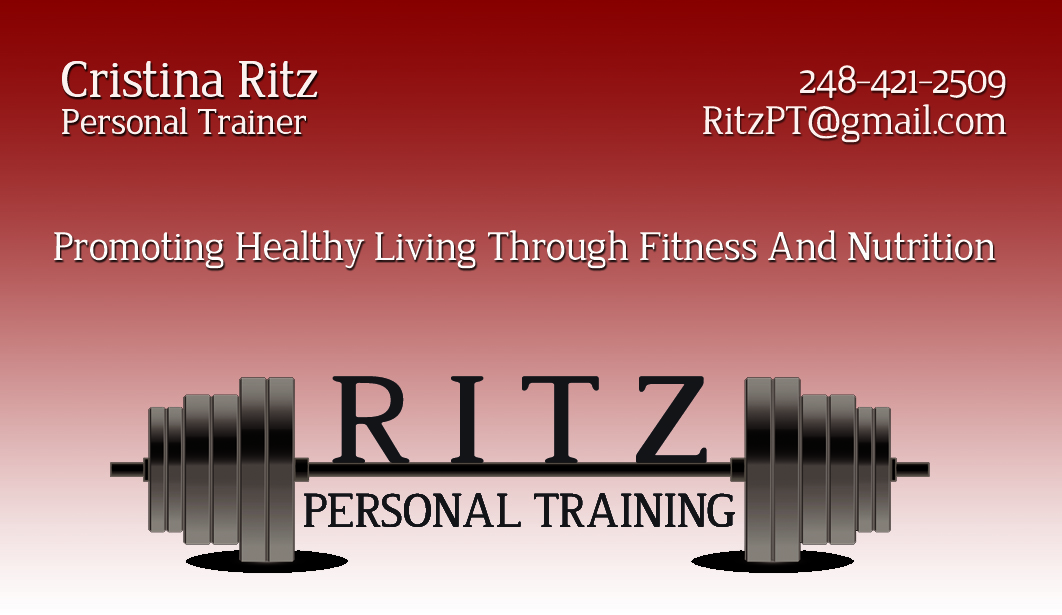 Nice Personal Trainer Business Card Ideas Photos - Business Card ...